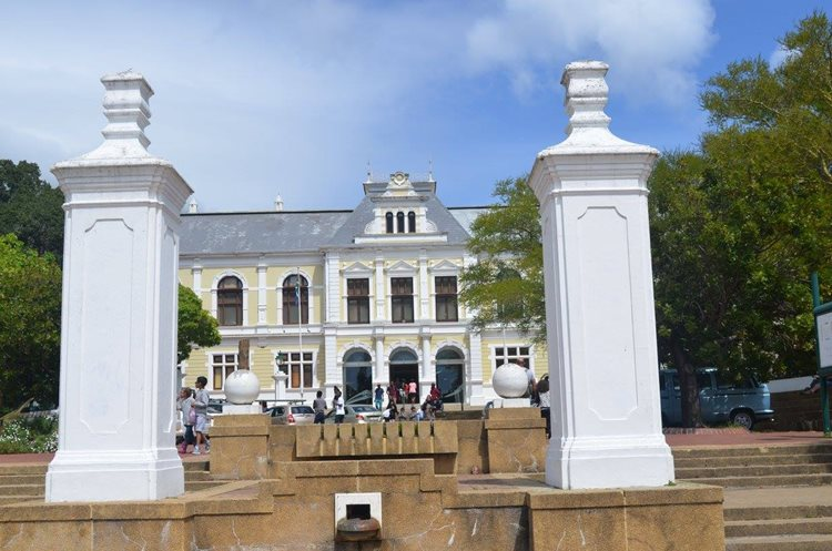 South African Museum Cape Town